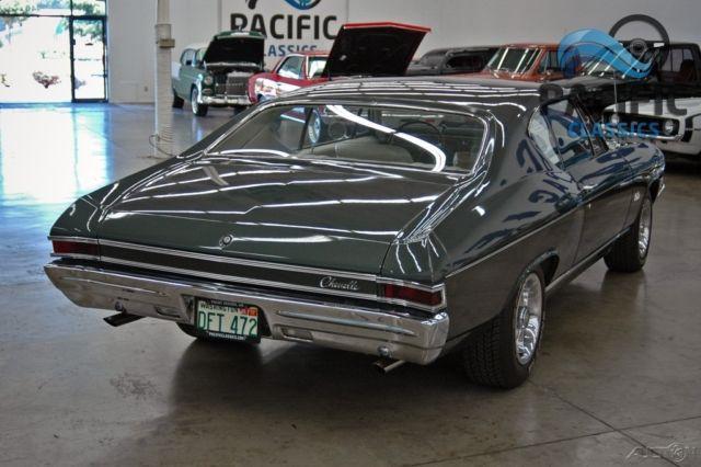 1968 Chevrolet Chevelle Malibu 76 000 Miles 327 S