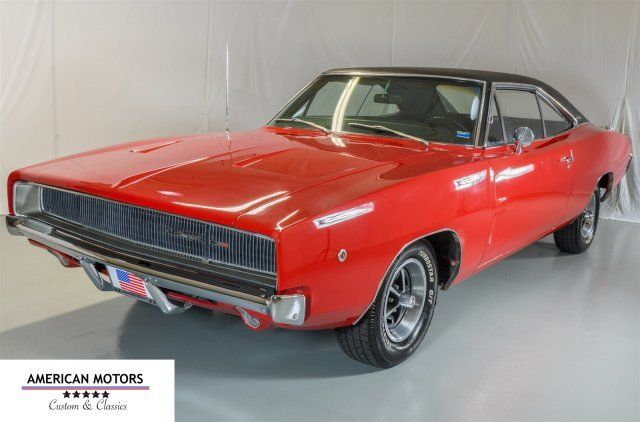 1968 Dodge Charger 383 Restoration New Interior Runs Great