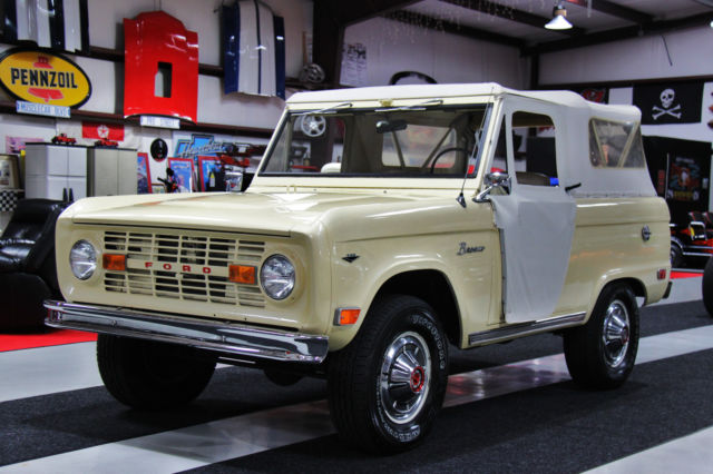 1968 Bronco Build Introduction  YouTube