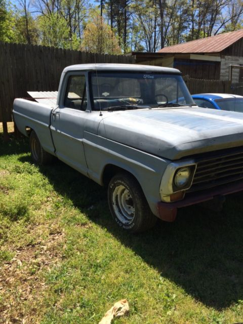 68 ford f100 short bed html autos post