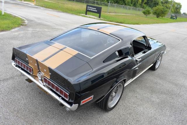 Hertz Cars For Sale >> 1968 Ford mustang fastback shelby gt350 cobra like 1967 1966 gt500 ferrari gt