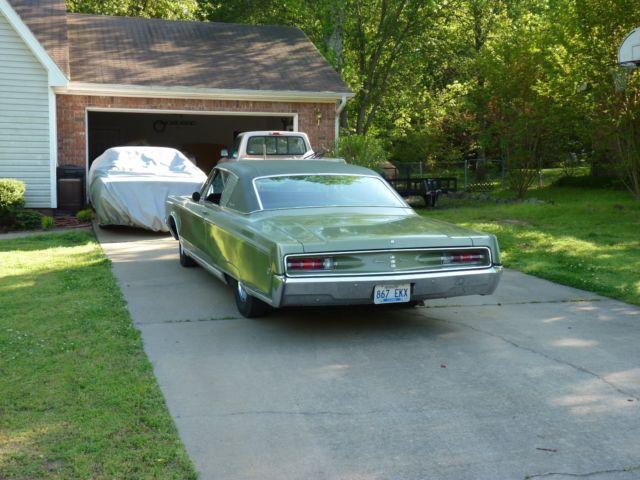 Auto Sales In Newport Ar: 1968 Newport Custom