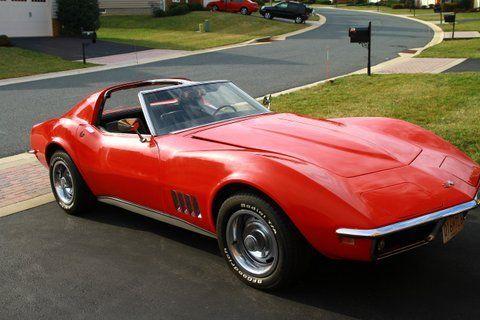 1968 T Top Corvette Excellent Condition