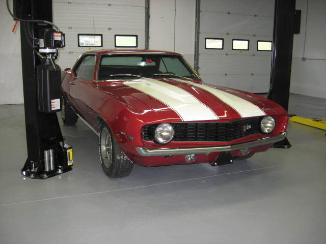 1969 Camaro Z28 Dz 302 Clone
