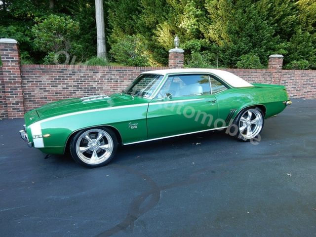1969 chevrolet camaro for sale at old town automobile. Cars Review. Best American Auto & Cars Review