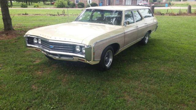 Chevrolet Of Murfreesboro >> 1969 Chevrolet Caprice Kingswood Estate Wagon