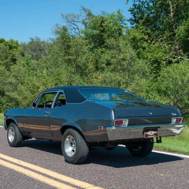 1969 chevrolet nova sport coupe 355 cid v 8 automatic