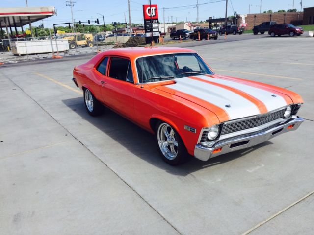 1969 Chevy Nova Custom Hot Rod