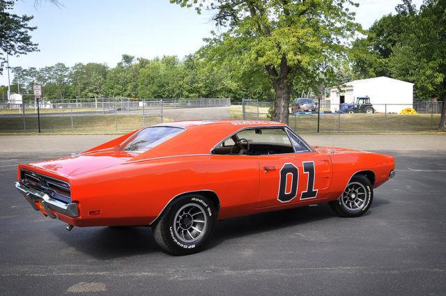 1969 Dodge Charger R T General Lee Mopar B Body Dukes Of