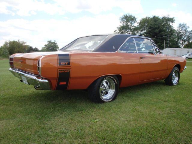 1969 Dodge Dart Gts Clone