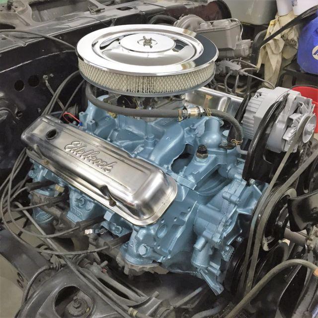 Pontiac Firebird 1997 Remanufactured Engine: 1969 Firebird 400