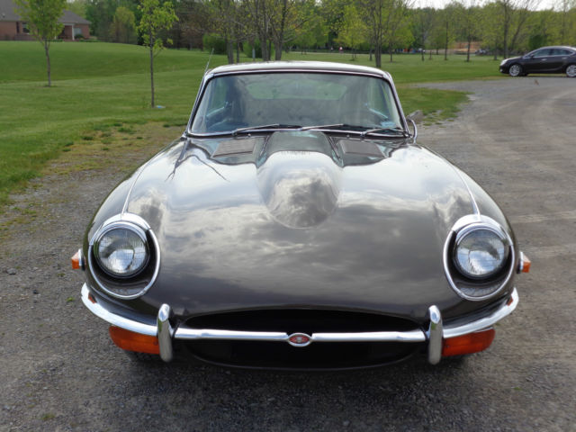 1969 jaguar e type xke two seat coupe manual. Black Bedroom Furniture Sets. Home Design Ideas