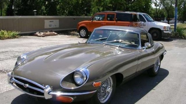1969 jaguar xke e type convertible 6 cylinder 5 speed. Black Bedroom Furniture Sets. Home Design Ideas