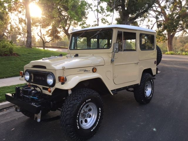 1969 Toyota Land Cruiser - Information and photos - MOMENTcar