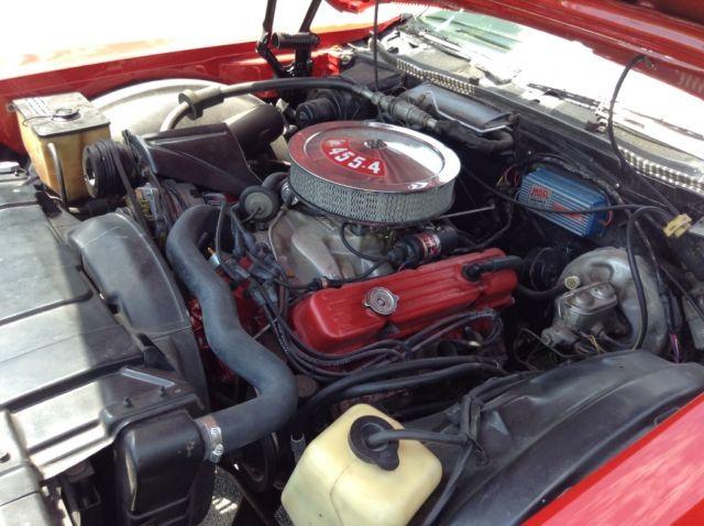 Buick Wildcat Door Sport Coupe Cubic Inch Motor