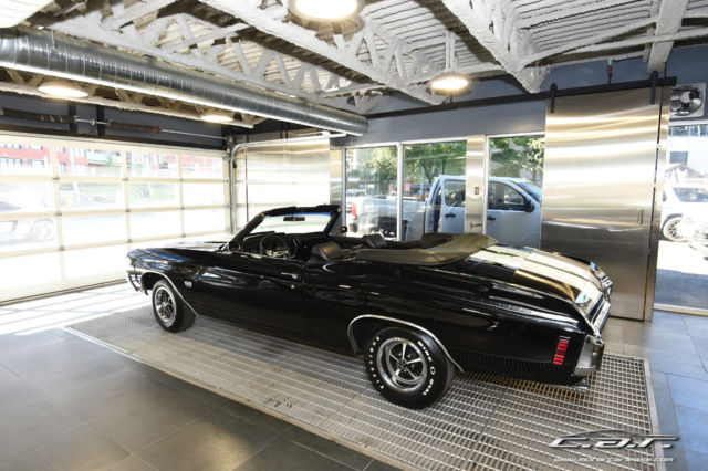 1970 Chevrolet Chevelle Ss 454 Ls5 Matching Numbers