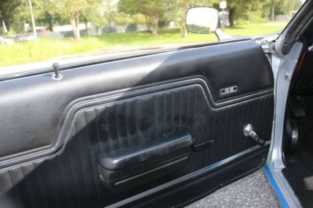 1970 Chevrolet Chevelle Ss 502 8 Cylinder 4 Speed Manual Custom Interior Florida