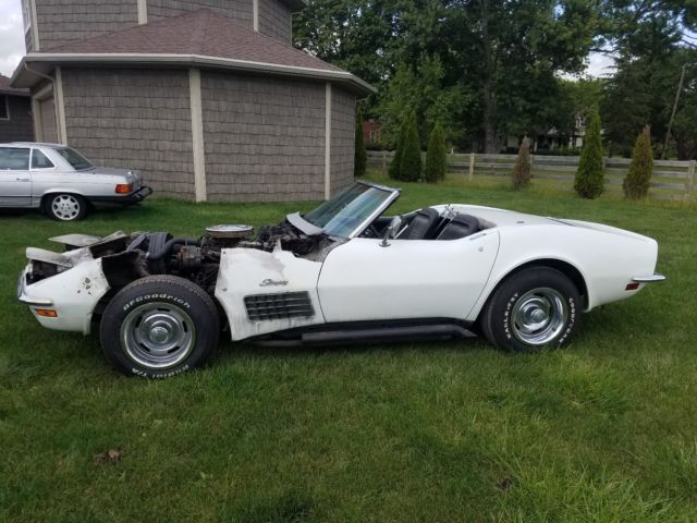 1970 chevrolet corvette convertible 1953 1963 1965 1966 1967 1968 1969 1971 1972. Black Bedroom Furniture Sets. Home Design Ideas