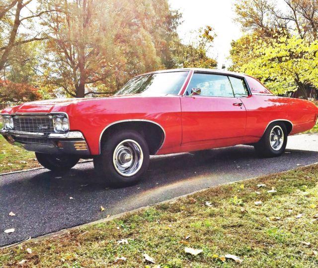 1970 Chevrolet Impala Custom Coupe,expensive Restoration
