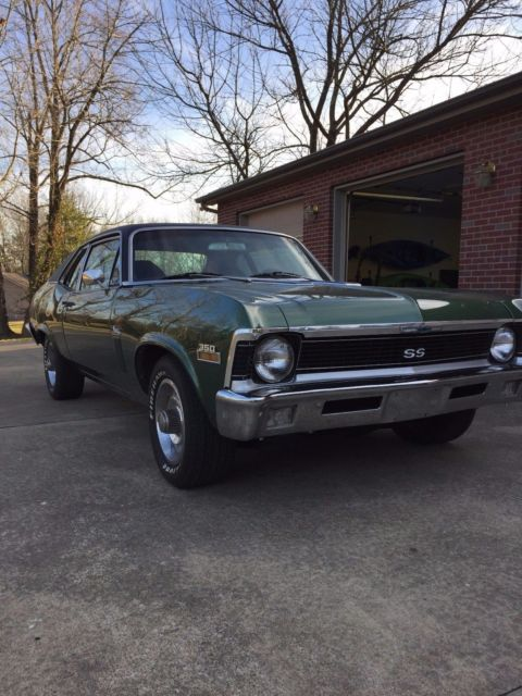 Used Cars Evansville In >> 1970 Chevrolet Nova SS True SS with numbers matching 350, 4 speed, 12 bolt rear