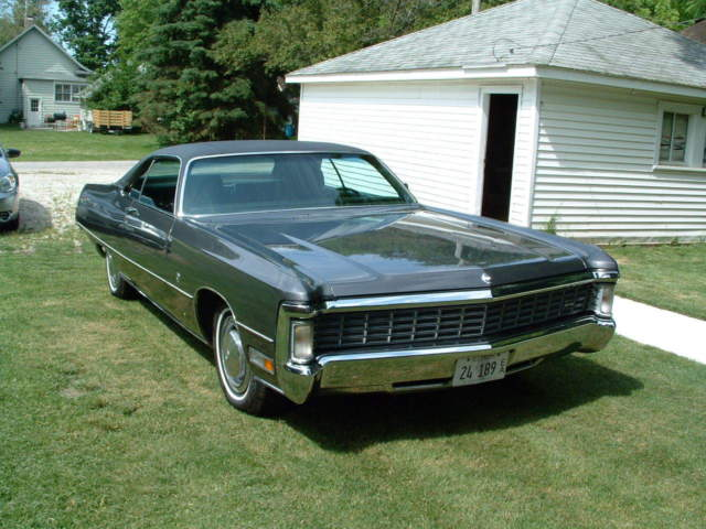 1970 Chrysler Imperial BARN FIND! 22,000 miles Stored ...