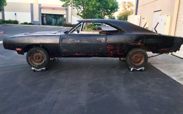 Dodge Charger Restoration Project