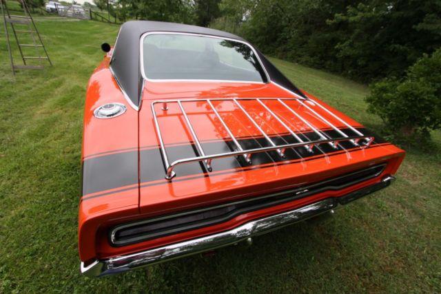 1970 Dodge Charger R/T SE V-code Sunroof Dealer Demo
