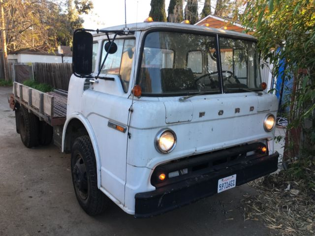 1980 Ford Coe Truck
