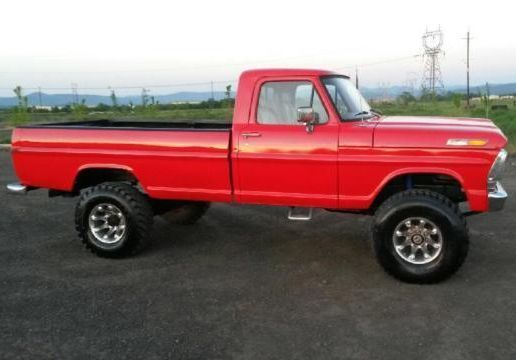 1970 Ford F-250 Highboy