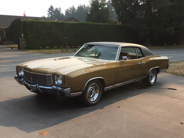 1970 Monte Carlo Ss 454 For Sale >> 1970 Monte Carlo 454 super sport 1971 1972 impala ss chevelle gto malibu vette