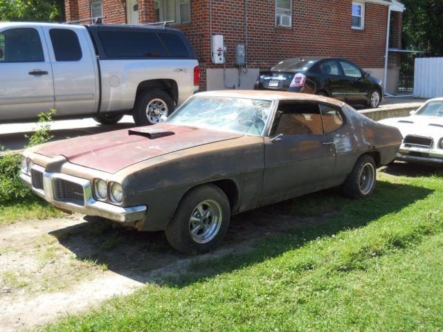 1970 Pontiac Lemans Project