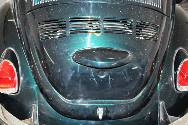 1970 Volkswagen Beetle Classic with 1835cc dual carburetor setup forged pistons