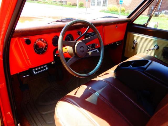 1971 Chevrolet C10 Short Bed Truck Cold A C Power Disc