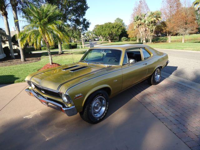 1971 Chevrolet Nova Ss Absolutely Gorgeous 80 149 Miles