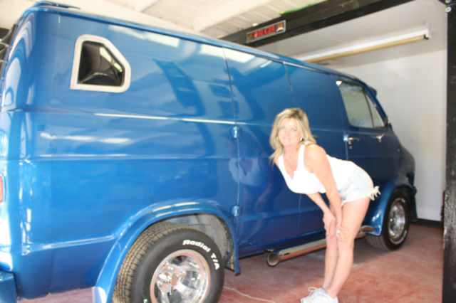 "1971 DODGE ""GOOD TIMES"" VAN, NOT CHEVY, FORD, CONVERSION ..."