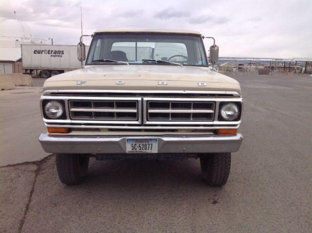 1971 ford f 250 4x4 highboy 1976 1979 truck pickup. Black Bedroom Furniture Sets. Home Design Ideas