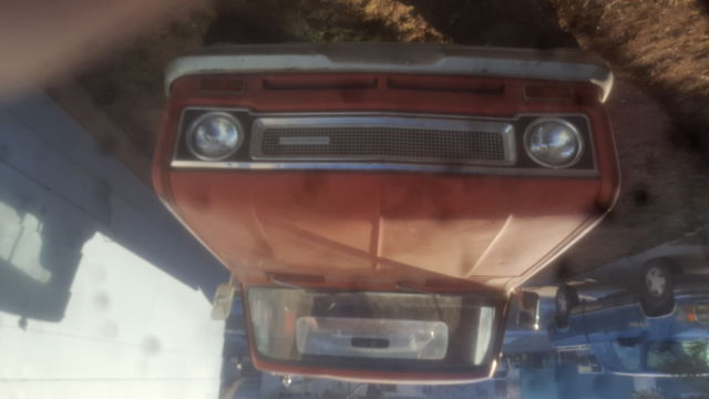 1971 international harvester pickup stepside 1210 4x4