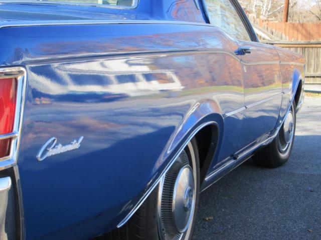 1971 LINCOLN CONTINENTAL MARK III ROADWORTHY GARAGE FIND