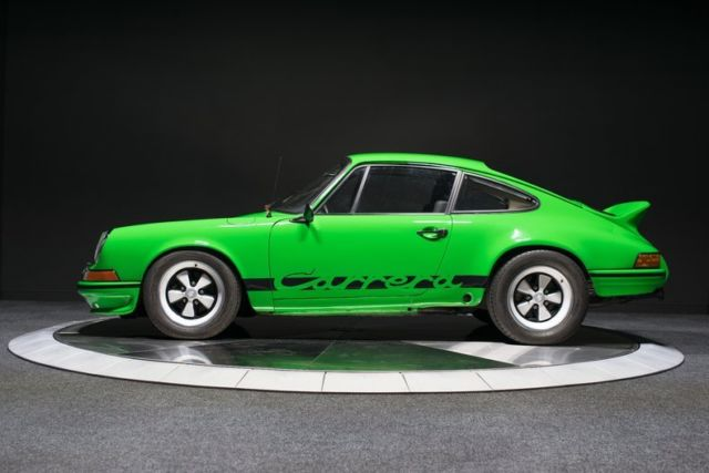 1971 Porsche 911 E Rs Build Matching Numbers