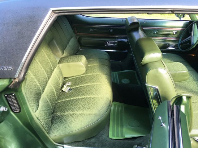 1972 buick electra 225 custom hardtop 4 door 11 750 original miles. Black Bedroom Furniture Sets. Home Design Ideas