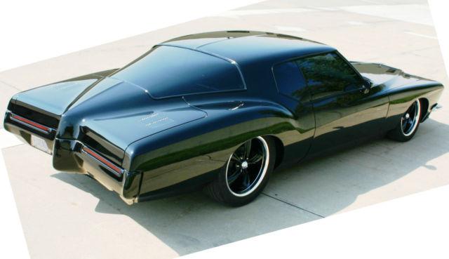 1972 Buick Riviera Boatail Hot Rod Custom Car