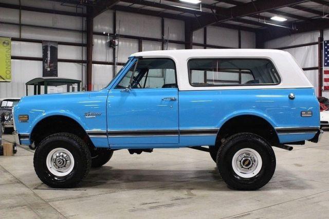 1972 chevrolet k5 4x4 blazer 383 stroker lifted new