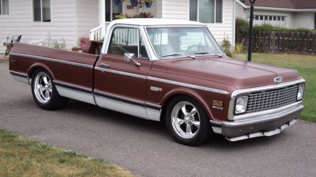 1972 Chevy C10 Restomod Crate Motor Tubbed Richmond