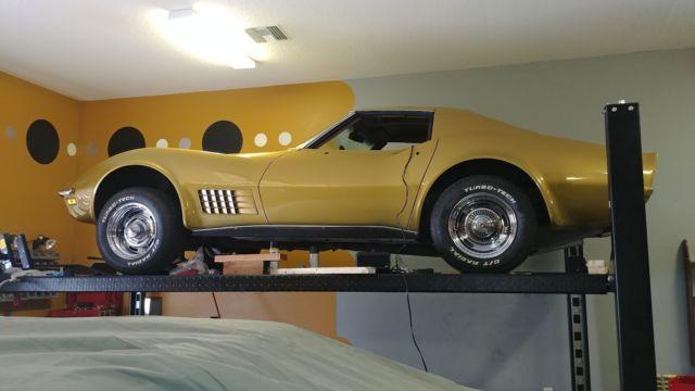 1972 corvette 454 brand new paint wheels rims much more runs excellent. Black Bedroom Furniture Sets. Home Design Ideas