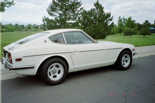1972 datsun 240z for sale by original owner. Black Bedroom Furniture Sets. Home Design Ideas