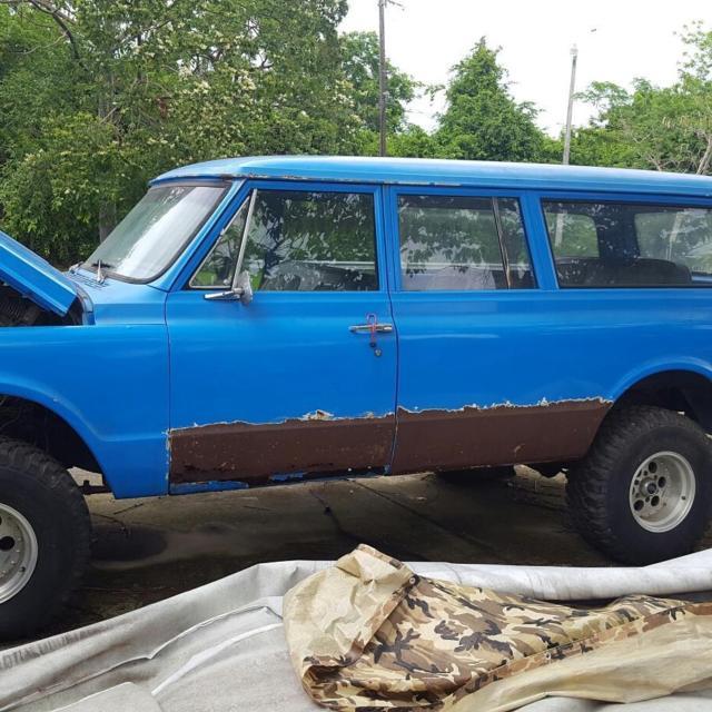 1972 gmc suburban 67 72 3 door c10 for 10 door suburban
