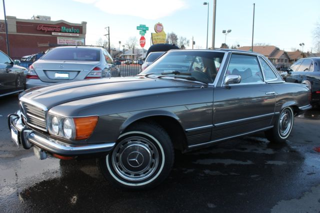 1972 mercedes benz 350sl sl class convertible for Mercedes benz sl 350 price