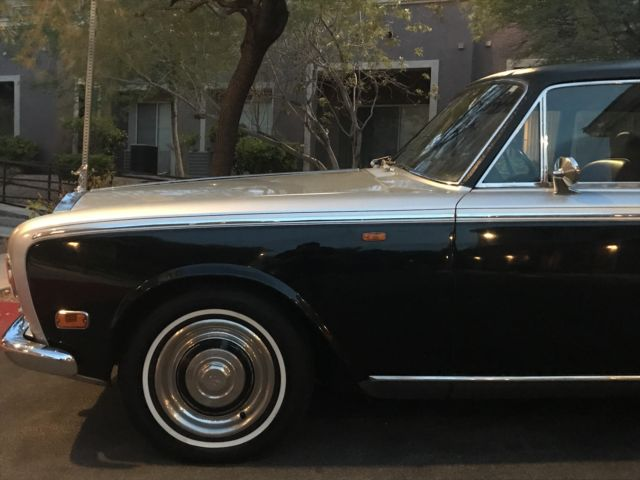 1972 rolls royce silver shadow formal sedan long wheel. Black Bedroom Furniture Sets. Home Design Ideas