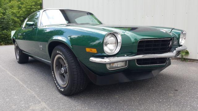 Cars For Sale In Maine >> 1973 Chevrolet Camaro Z/28 Type LT