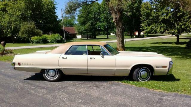1973 Chrysler Imperial Lebaron BARN FIND!! 70k miles ...